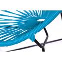 silla acapulco para niños Azul Cielo