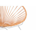 fauteuil à bascule Acapulco Blanc
