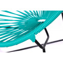 Turquoise Detail Acapulco kids chair