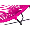 Magenta Detail Acapulco kids chair