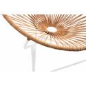 White Huatulco chair