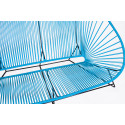 sky blue acapulco outdoor sofa zoom