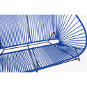 Night Blue acapulco outdoor sofa zoom