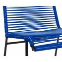 bobina de silla Azul Marino