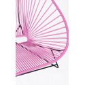 Details of Pink Acapulco chair for 2