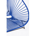 Details of Night Blue Acapulco chair for 2