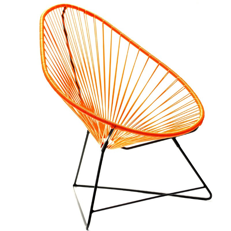 The acapulco chair for Chaise copacabana