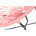 Pastel Pink Kids Acapulco chair