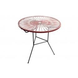 mesa de exterior Bordeaux Rot