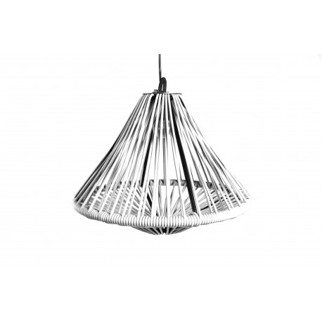 Lampe suspension Wixit Blanc
