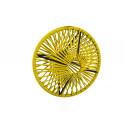 Lemon Yellow Round Wixit Pendants yarn