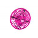 Magenta Round Wixit Pendants yarn