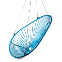 sky blue Acapulco swing chair