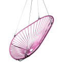 Pink Acapulco swing chair