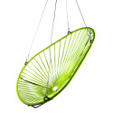 Green Acapulco swing chair