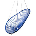 Night Blue Acapulco swing chair