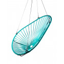 Turquoise Acapulco swing chair