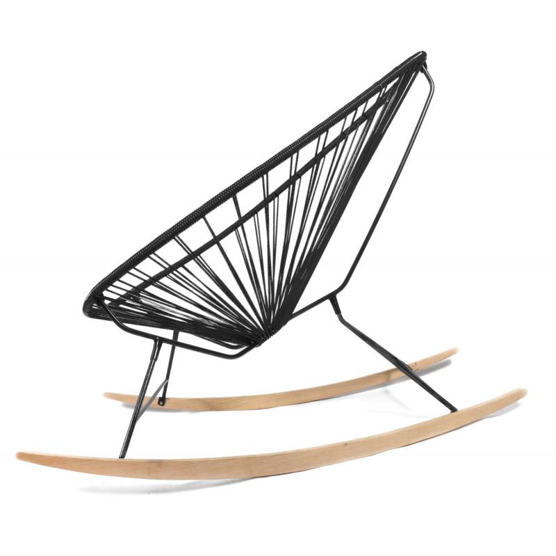 le fauteuil acapulco bascule. Black Bedroom Furniture Sets. Home Design Ideas