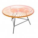 Table Acapulco Orange