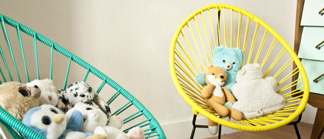Funny Acapulco Chair for children