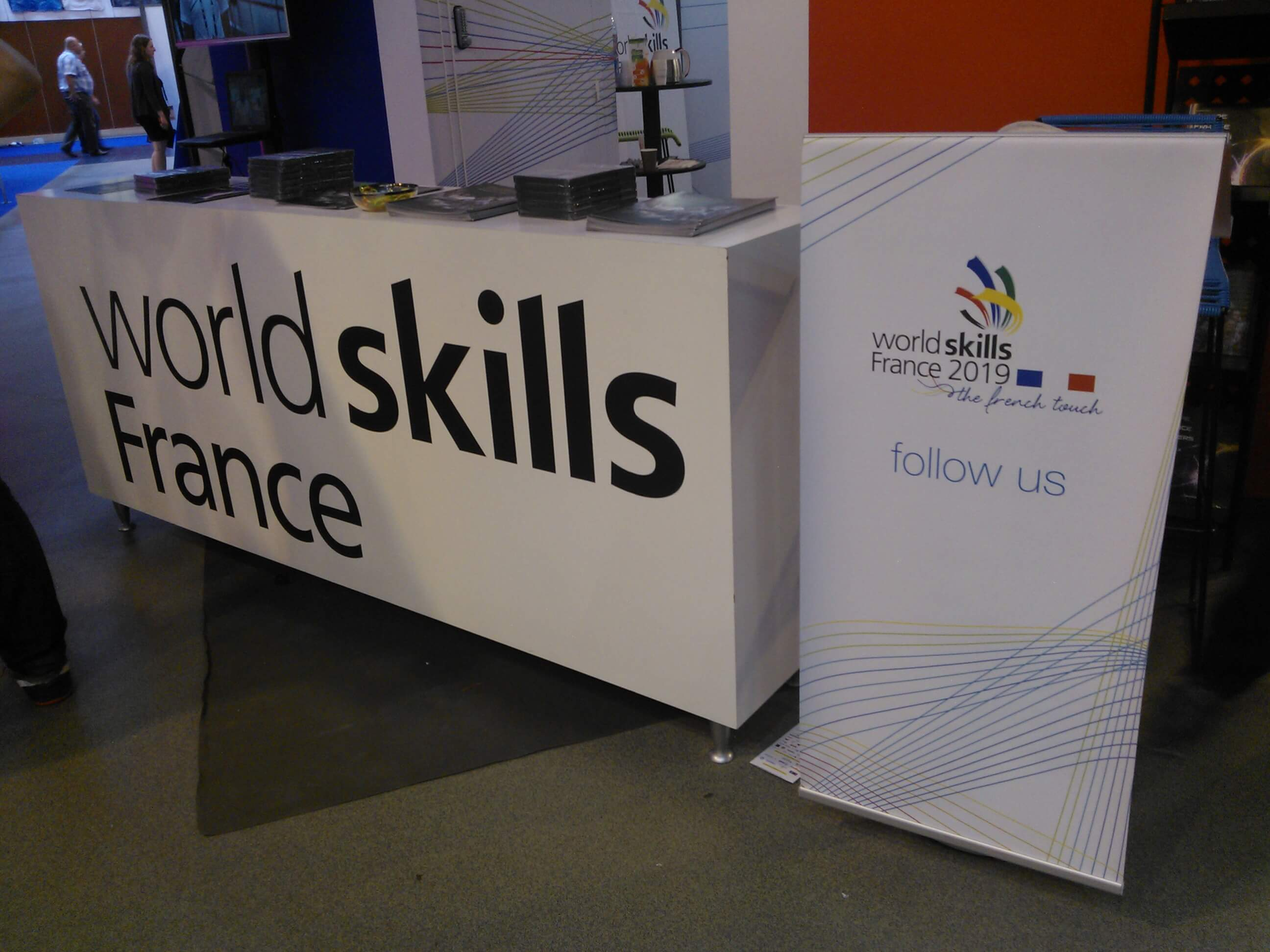 meubles Boqa salon worldskills