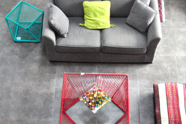 Table Design Francois Bazenant Boqa