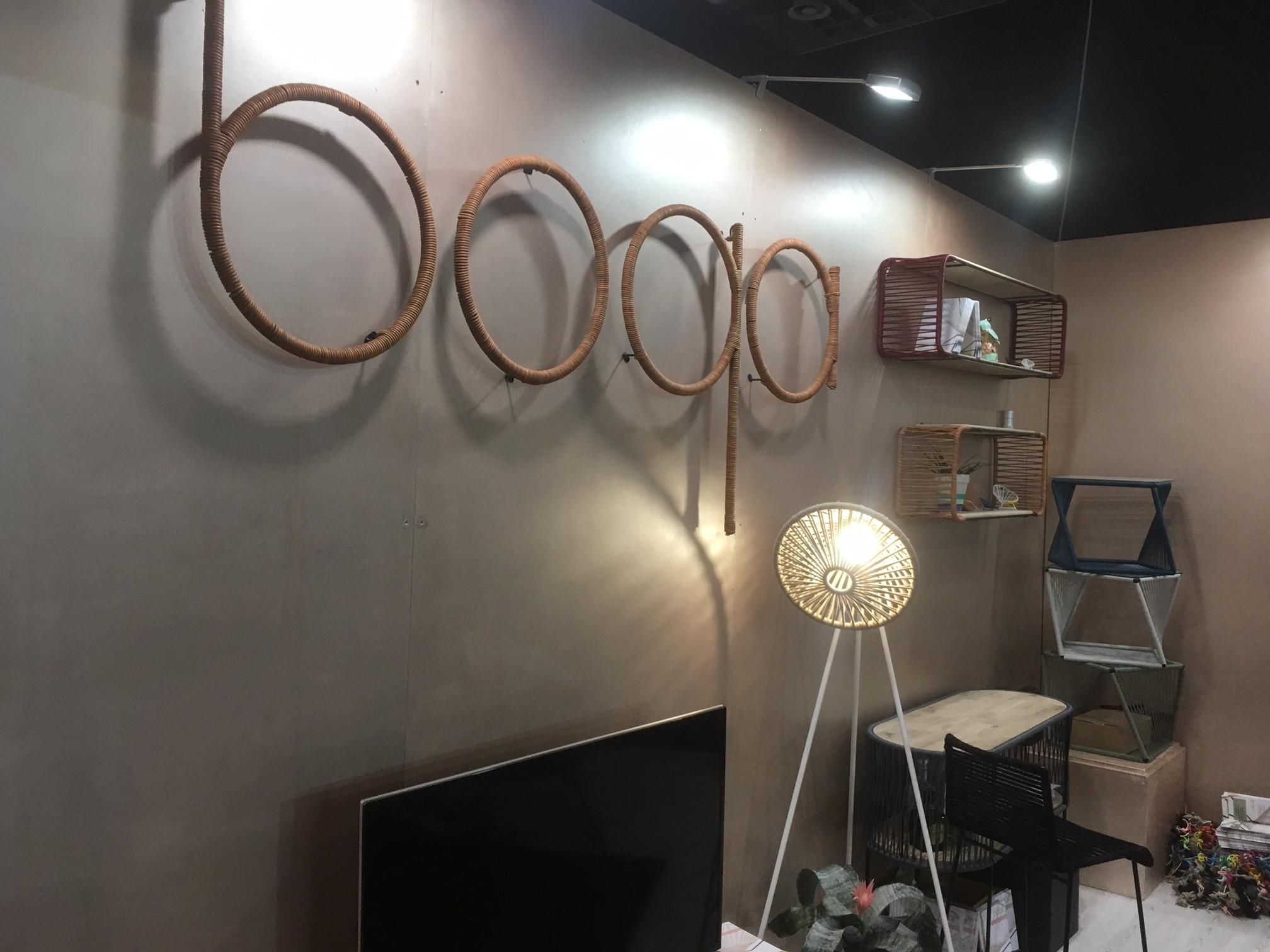 Stand BOQA - Maison & Objet 2018