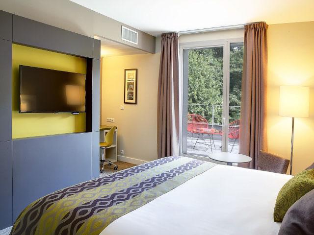 Hotel Best Western mobilier outdoor scoubidou Boqa